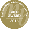 Peter Ray Homes - House of the Year Award Gold 2015