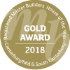 Peter Ray Homes - House of the Year Award Gold 2018.png