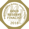 Peter Ray Homes - House of the Year Award Gold Reserve Finalist 2018