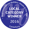 Peter Ray Homes - House of the Year Award Local Category Winner 2016