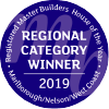 Peter Ray Homes - House of the Year Award National Category Winner 2018