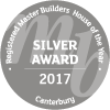 Peter Ray Homes - House of the Year Award Silver 2017